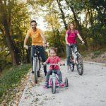 Derfor skal du cykle med hele familien