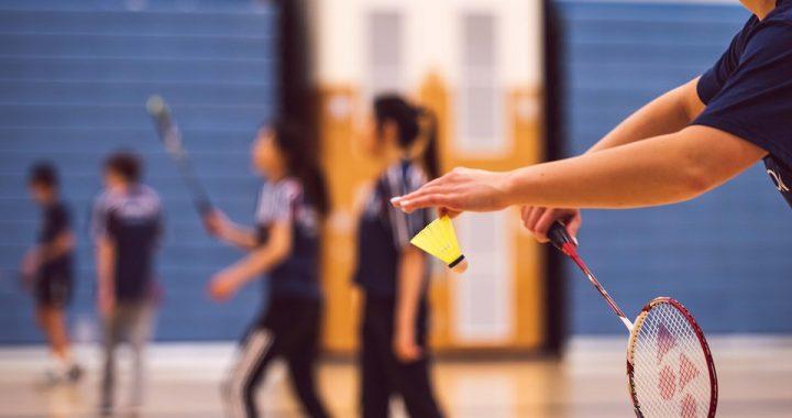 badmintontøj